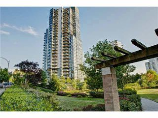 "Photo 2: 1602 288 UNGLESS Way in Port Moody: North Shore Pt Moody Condo for sale in ""THE CRESCENDO"" : MLS®# V1138600"