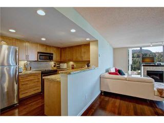 "Photo 6: 1602 288 UNGLESS Way in Port Moody: North Shore Pt Moody Condo for sale in ""THE CRESCENDO"" : MLS®# V1138600"