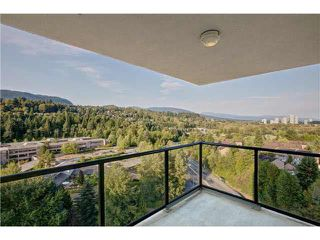 "Photo 5: 1602 288 UNGLESS Way in Port Moody: North Shore Pt Moody Condo for sale in ""THE CRESCENDO"" : MLS®# V1138600"