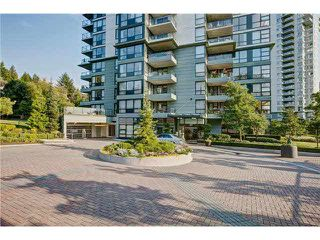 "Photo 3: 1602 288 UNGLESS Way in Port Moody: North Shore Pt Moody Condo for sale in ""THE CRESCENDO"" : MLS®# V1138600"
