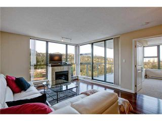 "Photo 1: 1602 288 UNGLESS Way in Port Moody: North Shore Pt Moody Condo for sale in ""THE CRESCENDO"" : MLS®# V1138600"