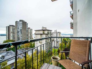 "Photo 3: 1008 1251 CARDERO Street in Vancouver: West End VW Condo for sale in ""The Suncrest"" (Vancouver West)  : MLS®# V1143076"