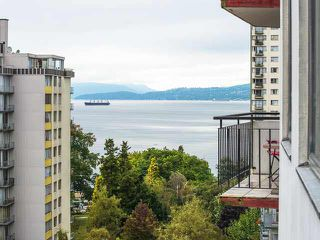 "Photo 1: 1008 1251 CARDERO Street in Vancouver: West End VW Condo for sale in ""The Suncrest"" (Vancouver West)  : MLS®# V1143076"