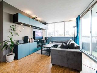 "Photo 5: 1008 1251 CARDERO Street in Vancouver: West End VW Condo for sale in ""The Suncrest"" (Vancouver West)  : MLS®# V1143076"