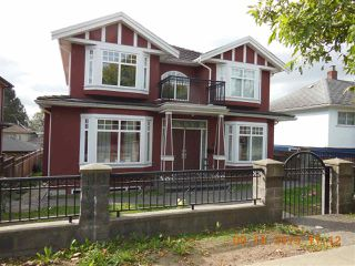 Main Photo: 1078 E 61ST Avenue in Vancouver: South Vancouver House for sale (Vancouver East)  : MLS®# R2008675