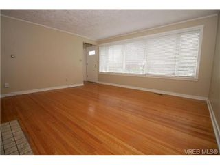 Photo 1: 3167 Glasgow Street in VICTORIA: Vi Mayfair Single Family Detached for sale (Victoria)  : MLS®# 357598