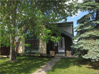 Photo 1: 105 Aldgate Road in Winnipeg: St Vital Residential for sale (South East Winnipeg)  : MLS®# 1614236