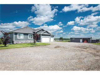 Photo 2: 80049 312 Avenue E: Rural Foothills M.D. House for sale : MLS®# C4096639