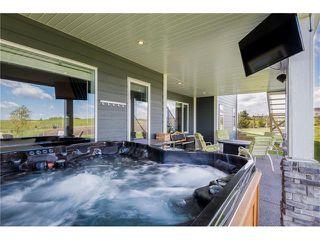 Photo 28: 80049 312 Avenue E: Rural Foothills M.D. House for sale : MLS®# C4096639