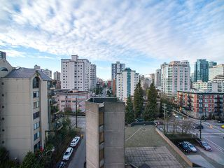 Photo 14: 801 1050 Smithe Street in Vancouver: West End VW Condo for sale (Vancouver West)  : MLS®# R2028315