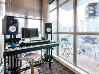Photo 5: 801 1050 Smithe Street in Vancouver: West End VW Condo for sale (Vancouver West)  : MLS®# R2028315