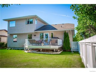 Photo 44: 203 Scissons Court in Saskatoon: Silverspring Residential for sale : MLS®# 613638