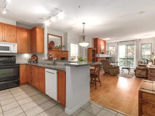 "Photo 2: 205 3125 CAPILANO Crescent in North Vancouver: Capilano NV Condo for sale in ""Capilano Ridge"" : MLS®# R2189139"