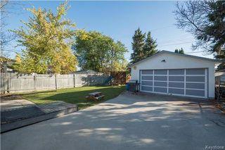 Photo 20: 516 Kildare Avenue West in Winnipeg: West Transcona Residential for sale (3L)  : MLS®# 1726936