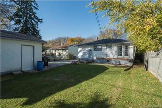 Photo 19: 516 Kildare Avenue West in Winnipeg: West Transcona Residential for sale (3L)  : MLS®# 1726936