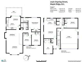 Photo 2: 20361 OSPRING Street in Maple Ridge: Southwest Maple Ridge House for sale : MLS®# R2227807