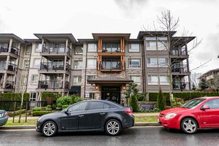Photo 1: 503 3156 DAYANEE SPRINGS Boulevard in Coquitlam: Westwood Plateau Condo for sale : MLS®# R2234089