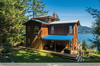 Main Photo: 751 Channelview Drive in Bowen Island: Queen Charlotte Heights House for sale : MLS®# R2262843