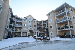 Main Photo: 316 17459 98A Avenue in Edmonton: Zone 20 Condo for sale : MLS®# E4124764