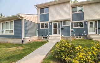Main Photo: 17035 100 Street NW in Edmonton: Zone 27 Townhouse for sale : MLS®# E4126978