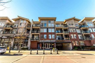 "Main Photo: 418 101 MORRISSEY Road in Port Moody: Port Moody Centre Condo for sale in ""LIBRA AT SUTERBROOK"" : MLS®# R2307652"