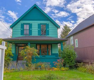 """Photo 1: 510 ST. GEORGE Street in New Westminster: Queens Park House for sale in """"QUEEN'S PARK"""" : MLS®# R2311753"""