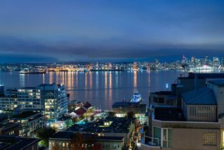 """Main Photo: 1501 120 W 2ND Street in North Vancouver: Lower Lonsdale Condo for sale in """"Observatory"""" : MLS®# R2311920"""