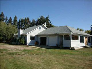 Main Photo: 24019 TWP RD 570: Rural Sturgeon County House for sale : MLS®# E4134308