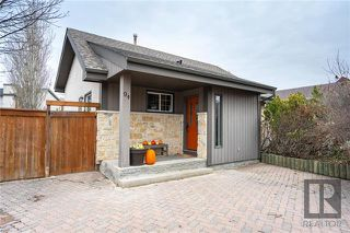 Photo 1: 94 Knotsberry Bay in Winnipeg: River Park South Residential for sale (2F)  : MLS®# 1829510