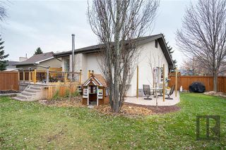 Photo 20: 94 Knotsberry Bay in Winnipeg: River Park South Residential for sale (2F)  : MLS®# 1829510