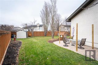 Photo 19: 94 Knotsberry Bay in Winnipeg: River Park South Residential for sale (2F)  : MLS®# 1829510