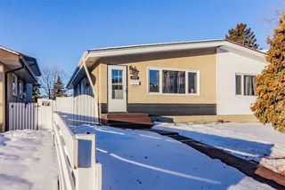 Main Photo: 13412 127 Street in Edmonton: Zone 01 House Half Duplex for sale : MLS®# E4138505