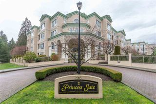 Main Photo: 405 2985 PRINCESS Crescent in Coquitlam: Canyon Springs Condo for sale : MLS®# R2331791