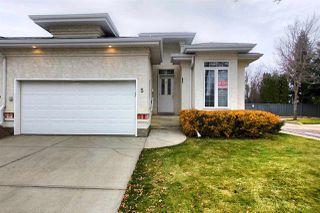 Photo 27: 5 1 Oakmont Drive: St. Albert House Half Duplex for sale : MLS®# E4140431