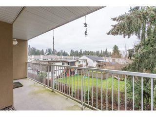 """Photo 19: 208 2410 EMERSON Street in Abbotsford: Abbotsford West Condo for sale in """"Lakeway Gardens"""" : MLS®# R2335203"""