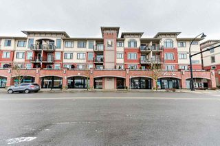 "Photo 1: 412 11882 226 Street in Maple Ridge: East Central Condo for sale in ""The Residences at Falcon Centre"" : MLS®# R2347058"