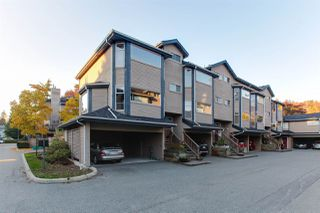 "Photo 1: 24 1195 FALCON Drive in Coquitlam: Eagle Ridge CQ Townhouse for sale in ""THE COURTYARDS"" : MLS®# R2347273"