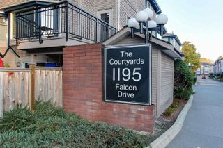 "Photo 2: 24 1195 FALCON Drive in Coquitlam: Eagle Ridge CQ Townhouse for sale in ""THE COURTYARDS"" : MLS®# R2347273"