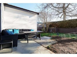 "Photo 16: 17 10680 SPRINGMONT Drive in Richmond: Steveston North Townhouse for sale in ""SEQUIOA PLACE"" : MLS®# R2350935"