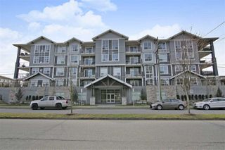 "Photo 1: 205 45630 SPADINA Avenue in Chilliwack: Chilliwack W Young-Well Condo for sale in ""The Boulevard"" : MLS®# R2351195"
