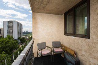 Photo 18: 902 9916 113 Street in Edmonton: Zone 12 Condo for sale : MLS®# E4151135