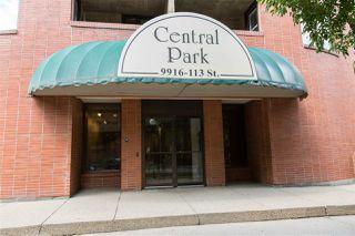 Photo 20: 902 9916 113 Street in Edmonton: Zone 12 Condo for sale : MLS®# E4151135