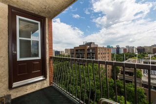 Photo 17: 902 9916 113 Street in Edmonton: Zone 12 Condo for sale : MLS®# E4151135