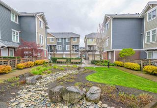 "Photo 18: 34 1111 EWEN Avenue in New Westminster: Queensborough Townhouse for sale in ""ENGLISH MEWS"" : MLS®# R2359101"