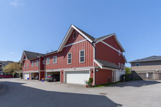 "Photo 1: 32 12251 NO. 2 Road in Richmond: Steveston South Townhouse for sale in ""NAVIGATORS COVE"" : MLS®# R2362504"