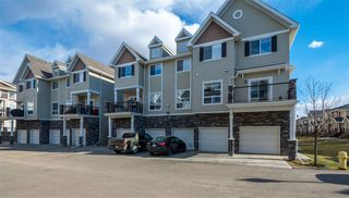 Photo 1: 30 7293 SOUTH TERWILLEGAR Drive in Edmonton: Zone 14 Townhouse for sale : MLS®# E4154988