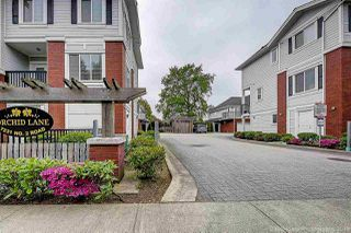 "Main Photo: 19 7231 NO. 2 Road in Richmond: Granville Townhouse for sale in ""Orchid Lane"" : MLS®# R2369058"