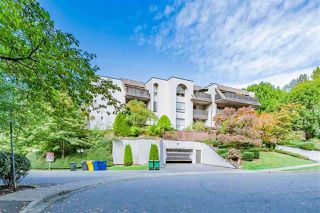"Photo 1: 210 1945 WOODWAY Place in Burnaby: Brentwood Park Condo for sale in ""HILLSIDE TERRACE"" (Burnaby North)  : MLS®# R2373918"