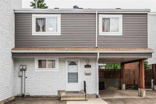 Photo 1: 5512 19A Avenue in Edmonton: Zone 29 House Half Duplex for sale : MLS®# E4159801