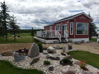 Photo 1: 112 53126 RGE RD 70: Rural Parkland County Manufactured Home for sale : MLS®# E4161468
